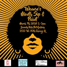 Women's Month Sip and Paint tickets