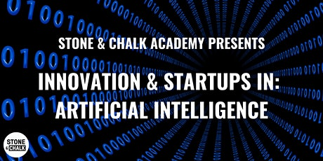 INNOVATION & STARTUPS IN: ARTIFICIAL INTELLIGENCE tickets