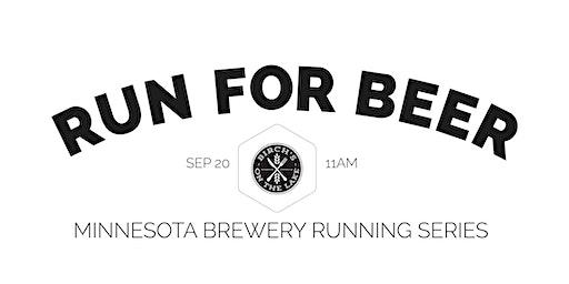 Beer Run - Birch's on the Lake | 2020 Minnesota Brewery Running Series