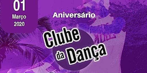 Clube da dança- Edição aniversário.
