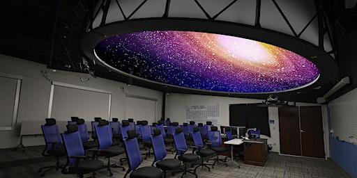 Planetarium Show: Exploding Universe (7:00)