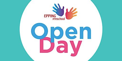 Epping Preschool Open Evening
