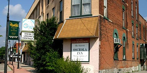 Haunted Osceola  Inn Escape Room