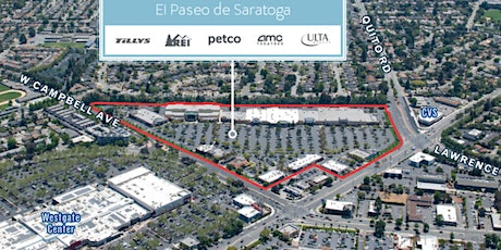 El Paseo Shopping Center Community Workshop, Facilitated by Catalyze SV tickets