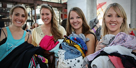 Smarter Living - Drop and Swap Clothing Exchange Event tickets