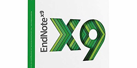 EndNote X9 for HDR Students tickets