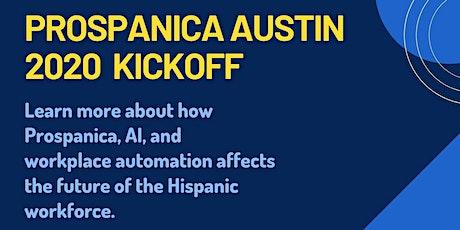Prospanica Austin Kick Off tickets