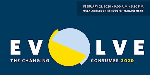 UCLA Anderson Retail Business Association EVOLVE Conference 2020