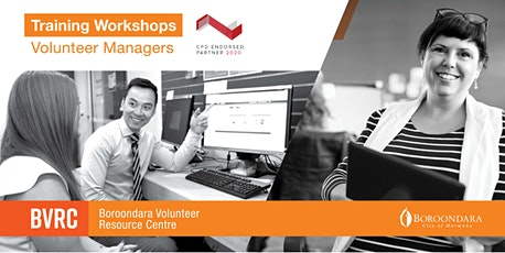 Marketing for Community Groups for Volunteer Managers tickets
