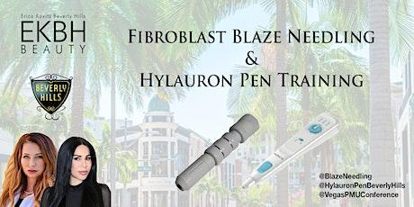 Fibroblast and Hyalyron Pen Master Training from Erica Kovitz Beverly Hills tickets