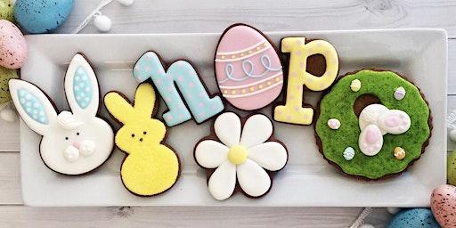 Easter Beginner Cookie Class - Spring Hill