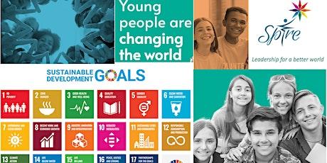 """""""Inspiring Teens"""" Youth Leadership Program tickets"""