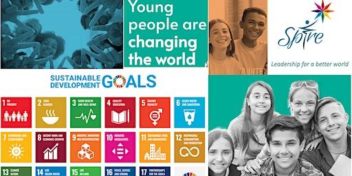 """Inspiring Teens"" Youth Leadership Program - Information Session"