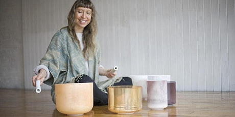Singing Bowl Sound Bath - Kitsilano tickets