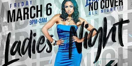 Ladies Night ATX 3.6 | R&B, Hip-Hop, Reggae tickets