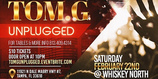 Tom. G Unplugged