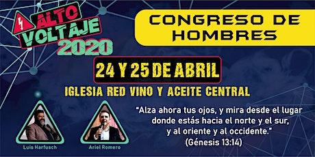 """Alto Voltaje 2020 """"Visión Panorámica"""" tickets"""