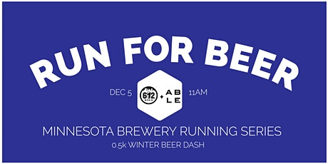 Beer Run - 0.5k Winter Beer Dash | Part of the 2020 MN Brewery Running Series tickets