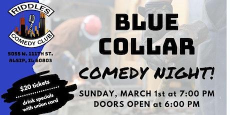 Blue Collar Comedy tickets