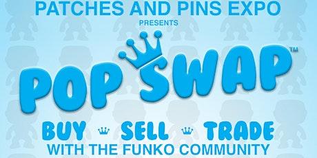 Funko POP Swap tickets