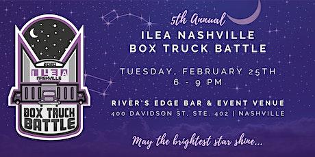 5th Annual ILEA Nashville Box Truck Battle tickets