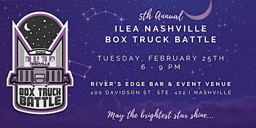 5th Annual ILEA Nashville Box Truck Battle