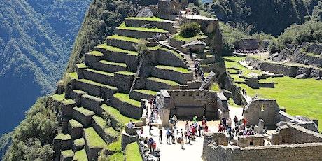 Wellness Peru - Machu Picchu and the Sacred Valley tickets
