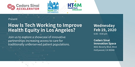 Leveraging Tech to Build Health Equity in Los Angeles tickets