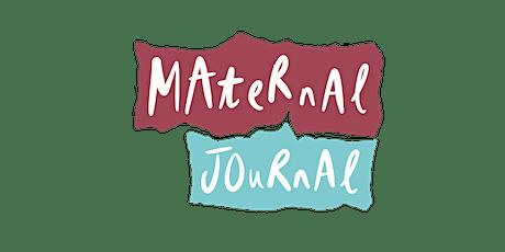 Maternal Journal Harrogate tickets