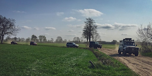 "4x4 Adventure Tour ""Brabant op en over de grens"""
