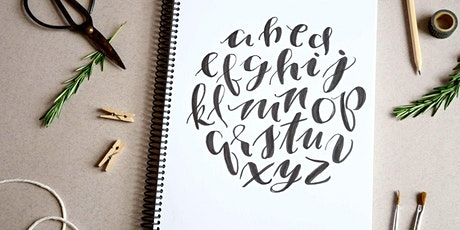 Let Me Teach SHU: Hand Lettering Calligraphy tickets