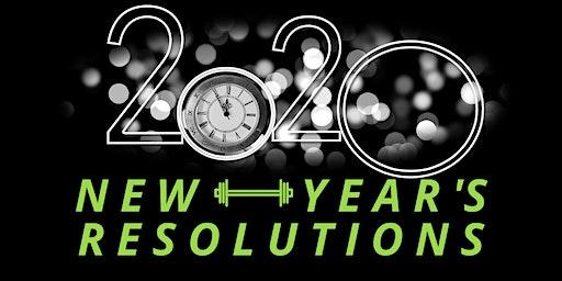 New Year's Resolutions - Seminar