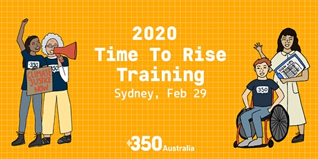 Sydney - Time to Rise Training tickets