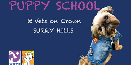 Surry Hills Puppy School tickets