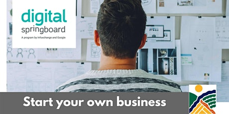 Skills to Start Your Own Business Masterclass @ Freeling Library (May 2020) tickets