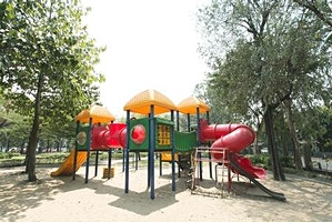Tree-rific Playgrounds - March