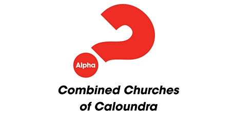 Alpha - Combined Churches of Caloundra tickets