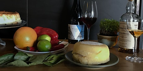 STRANGE TABLES; A Cheese Dinner tickets