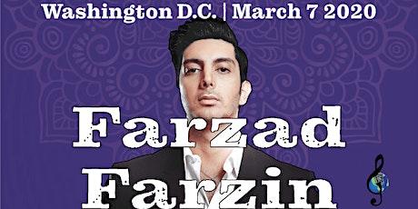 Farzad Farzin | Washington D.C.  | U.S.A TOUR!! tickets