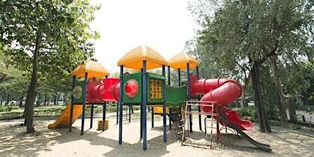 Tree-rific Playgrounds - April