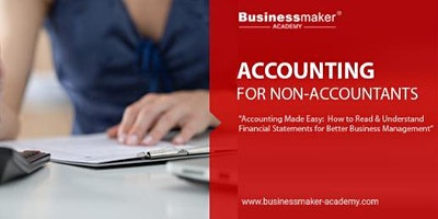 ACCOUNTING FOR NON-ACCOUNTANT
