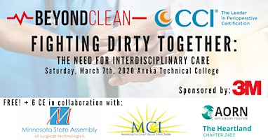 Beyond Clean Conference Series: Fighting Dirty Together-The Need For Interdisciplinary Care