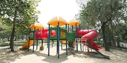 Tree-rific Playgrounds - June