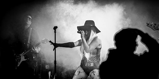 Poker Face ( A Tribute To Lady Gaga) Live at The Cove