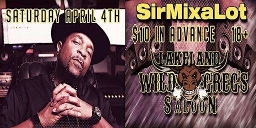 Sir Mix Alot Live at Wild Greg's Saloon Lakeland