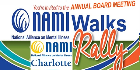 NAMIWalks Rally and Annual Board Meeting tickets