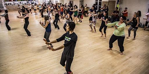 Non Stop Bhangra Dance Class in Alameda