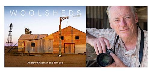 Andrew Chapman Author Talk