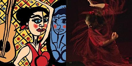 España El Vito - The Spirit of Spain - Flamenco, Latin and Gypsy Guitar Concert with Flamenco Dancer - Bordertown tickets