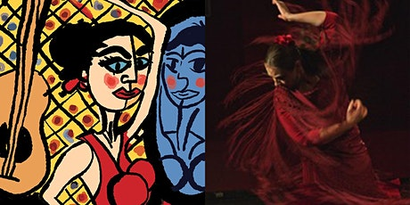 España El Vito - The Spirit of Spain - Flamenco, Latin and Gypsy Guitar Concert with Flamenco Dancer - Naracoorte tickets
